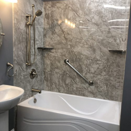 Greater Hartford Connecticut Bath Remodel Nu-Face Home Improvement