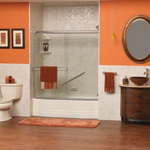 bathroom remodel Connecticut - Nu-Face Home Improvements