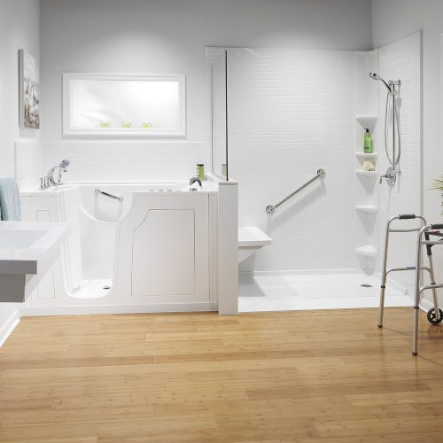 walk in bathtubs bathroom remodel Connecticut - Nu-Face Home Improvements