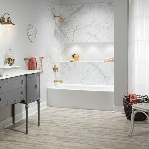 Bath Replacement Connecicut - Nu-Face Home Improvement