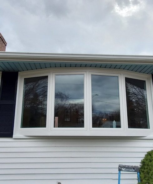 Replacement Bow Window Connecticut - Nu Face Home Improvement