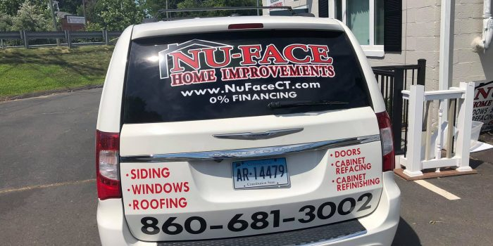 Hartford Roofing, Siding, Windows, Kitchen Refacing, Doors, Decks - Nu-Face Home Improvements